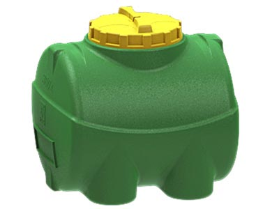 Емкости для перевозки питьевой воды и дизельного топлива в Казахстане