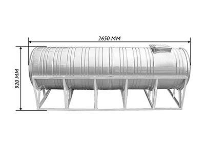 Емкости цилиндрические в Казахстане
